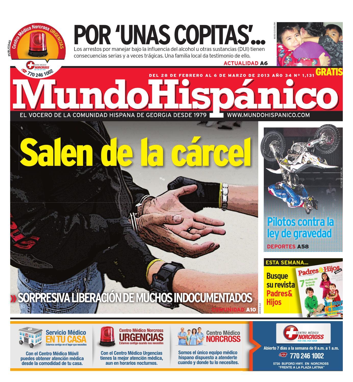 cfadcbb64be Mundo Hispanico - 02-28-13 by MUNDO HISPANICO - issuu