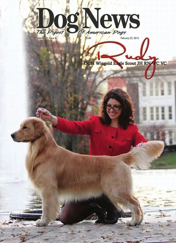 eb232d647 Dog News, February 22, 2013 by Dog News - issuu