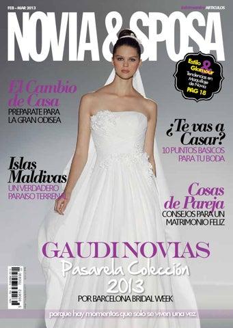 d2da0fd86 Novia Sposa 3a Edicion by Novia Sposa - issuu