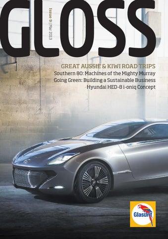 Gloss Magazine Issue 9 By Basf Australia And New Zealand Issuu