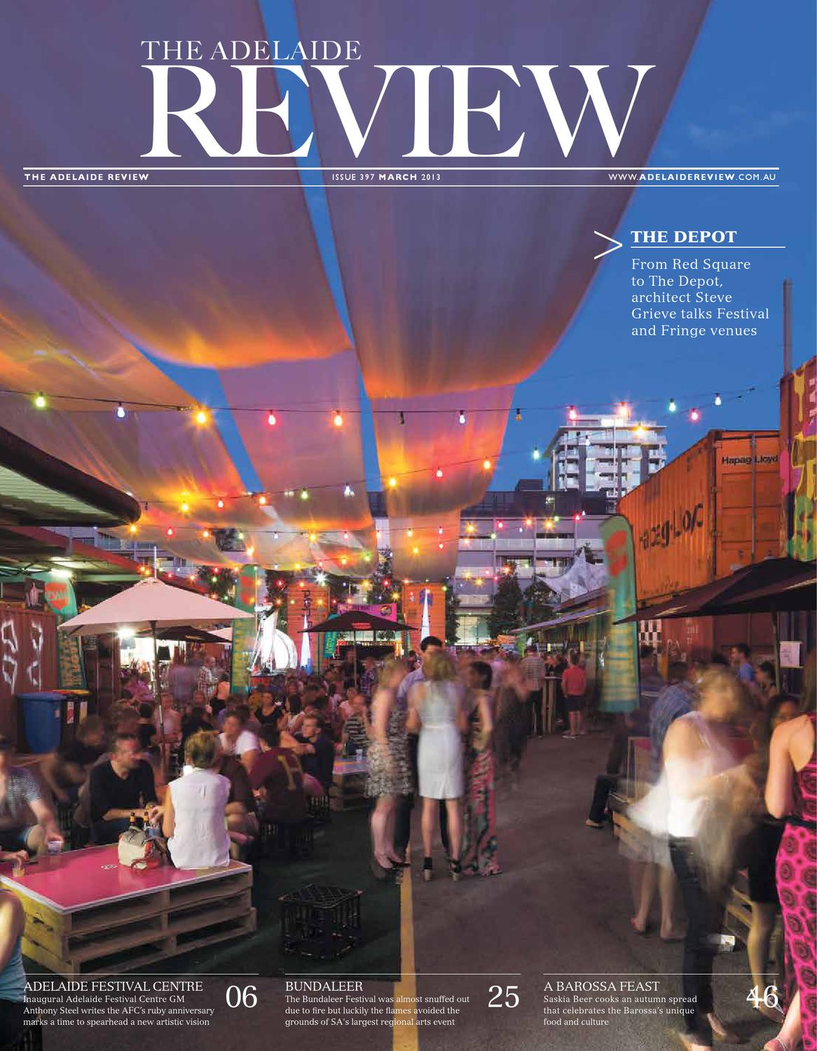 fd1a4e776e2 The Adelaide Review March 2013 by The Adelaide Review - issuu