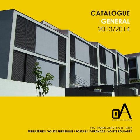 catalogue oa by oa oficina do aluminio issuu. Black Bedroom Furniture Sets. Home Design Ideas