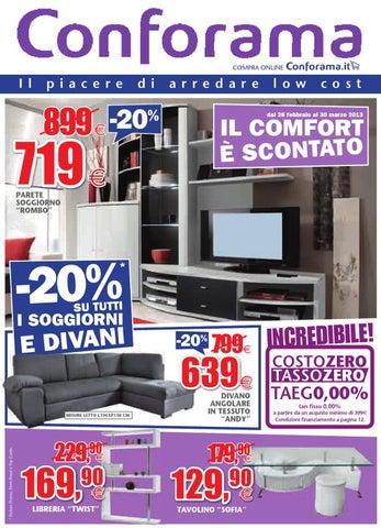 Conforama volantino 24 aprile 29 maggio 2013 by catalogopromozioni ...