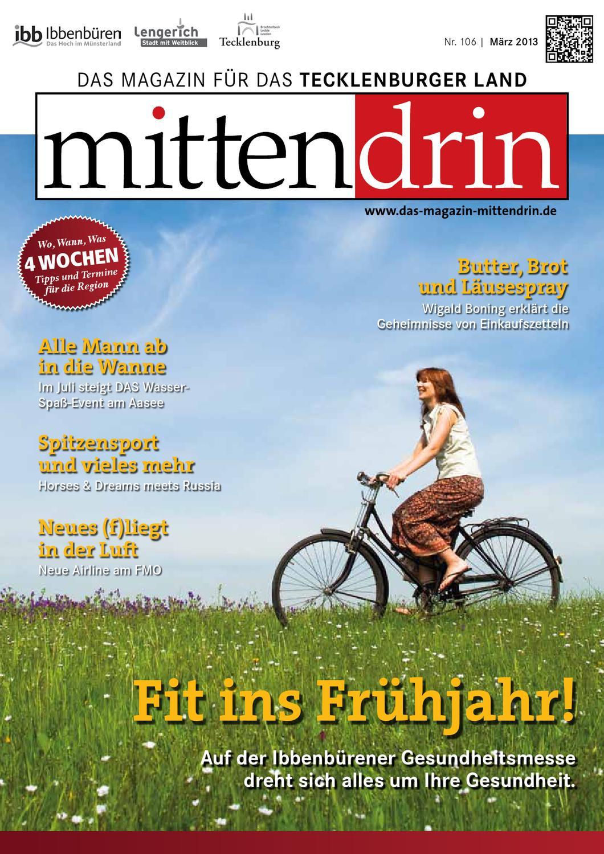 Mittendrin Ausgabe März 2013 By Magazin Mittendrin   Issuu