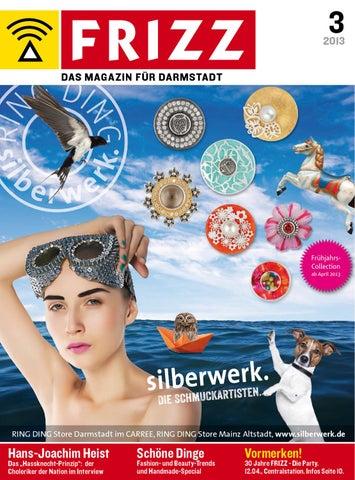 frizz - das magazin für darmstadt - 3 / 2013 - ausgabe 360frizz