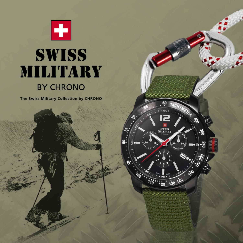 Часы Swiss Military отзывы - my-watchcomua
