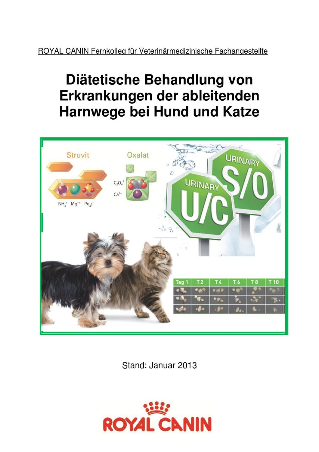 Harnwege by ROYAL CANIN - issuu