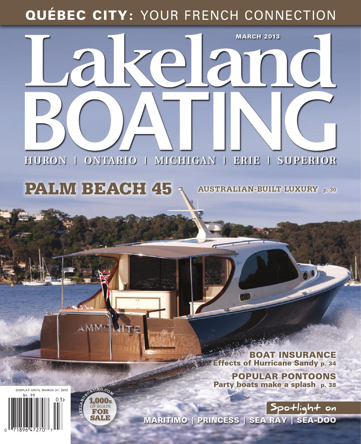 4002eb057bf5fa Lakeland Boating March 2013 by Lakeland Boating Magazine - issuu