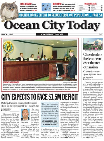 030113 By Ocean City Today Issuu
