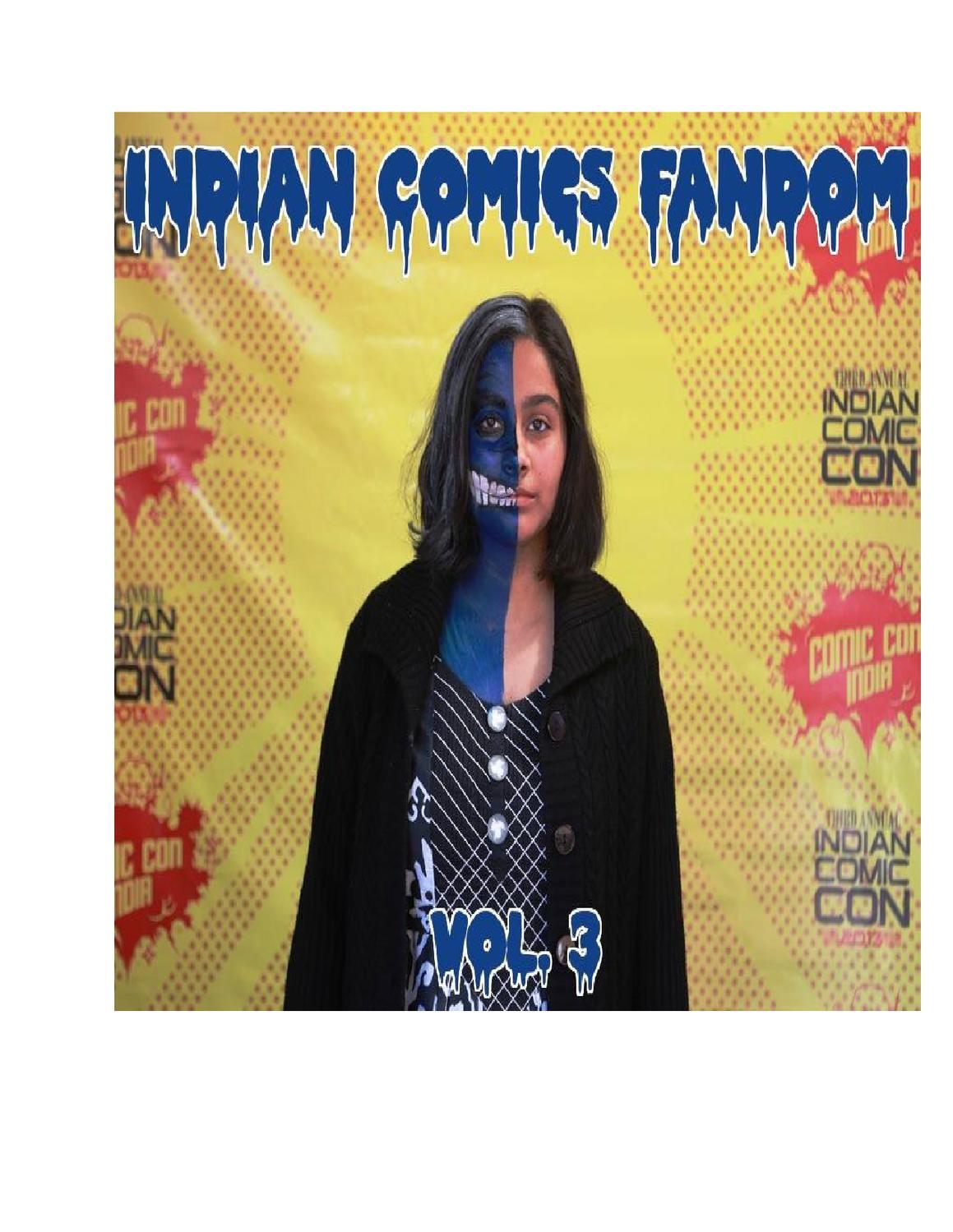 Indian Comics Fandom (Vol  3) by Mohit Sharma - issuu
