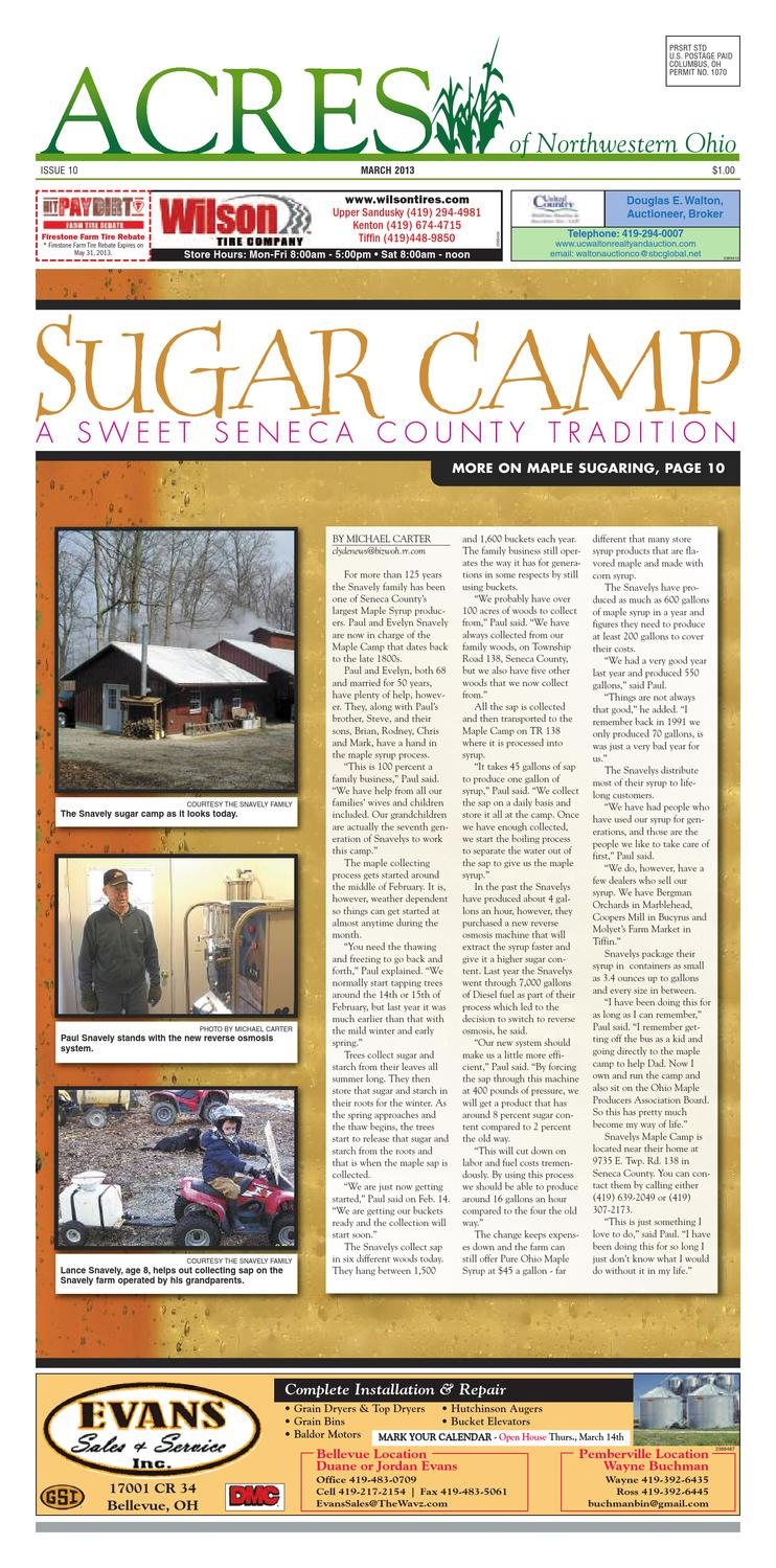 Northwestern 03/13 by Acres Midwest - issuu