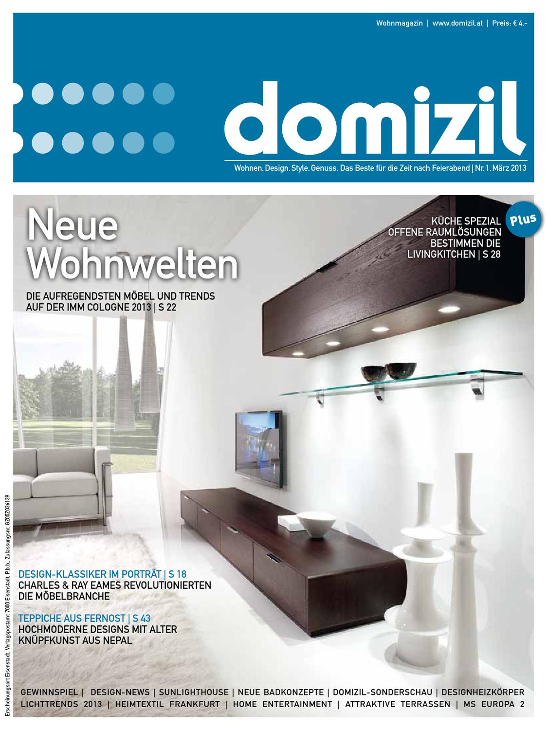 domizil m rz 2013 by seier gmbh issuu. Black Bedroom Furniture Sets. Home Design Ideas