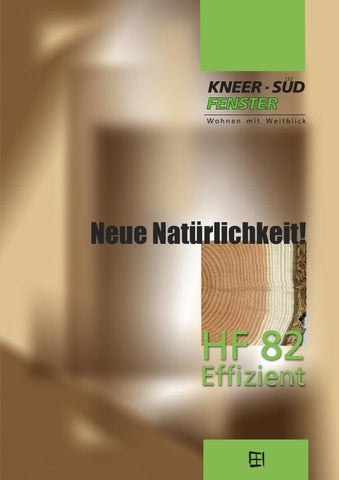 neue nat rlichkeit hf 82 effizient by fenstertue issuu. Black Bedroom Furniture Sets. Home Design Ideas