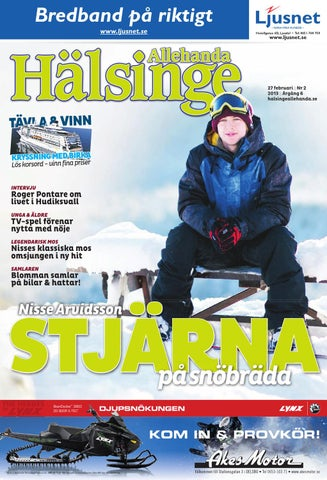 san francisco c9b12 4f815 Hälsinge Allehanda nr 2   2013 by Hälsinge Allehanda - issuu