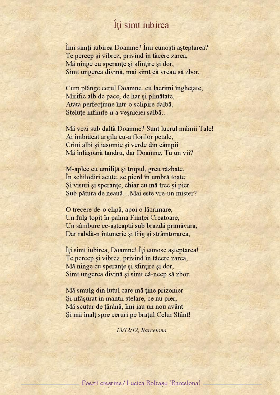 Lucian Blaga - Poezii - nccmn1/2