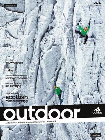 22e375ad247f40 adidas outdoor magazine fall winter 2012 by adidas TERREX - issuu