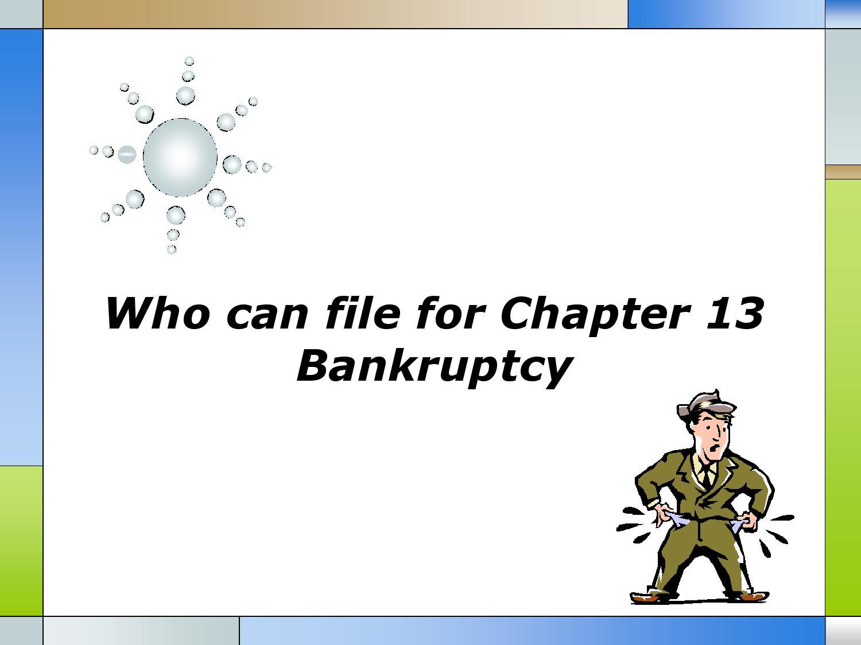 filing chapter 7 bankruptcy after chapter 13 dismissed