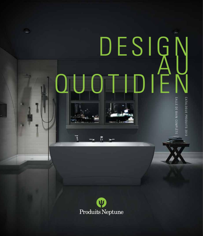 Produits Neptune - Catalogue produits – Salle de bain complète by