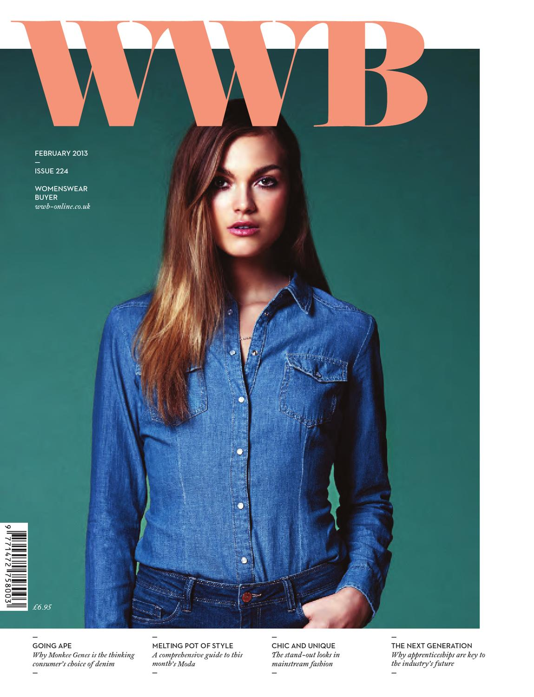 WWB magazine by fashion buyers Ltd issuu