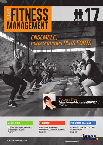new product 55e8d ad4d3 PLANET FITNESS MANAGEMENT n°17 by Planet Fitness Group - issuu