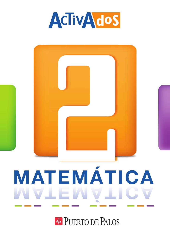 Activados, Matematica 2 CAP 3 PAG 62 a 87 by Macmillan Publishers ...