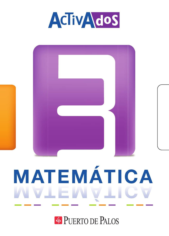 Activados, Matematica 3 CAP 3 PAG 58 a 87 by Macmillan Publishers ...