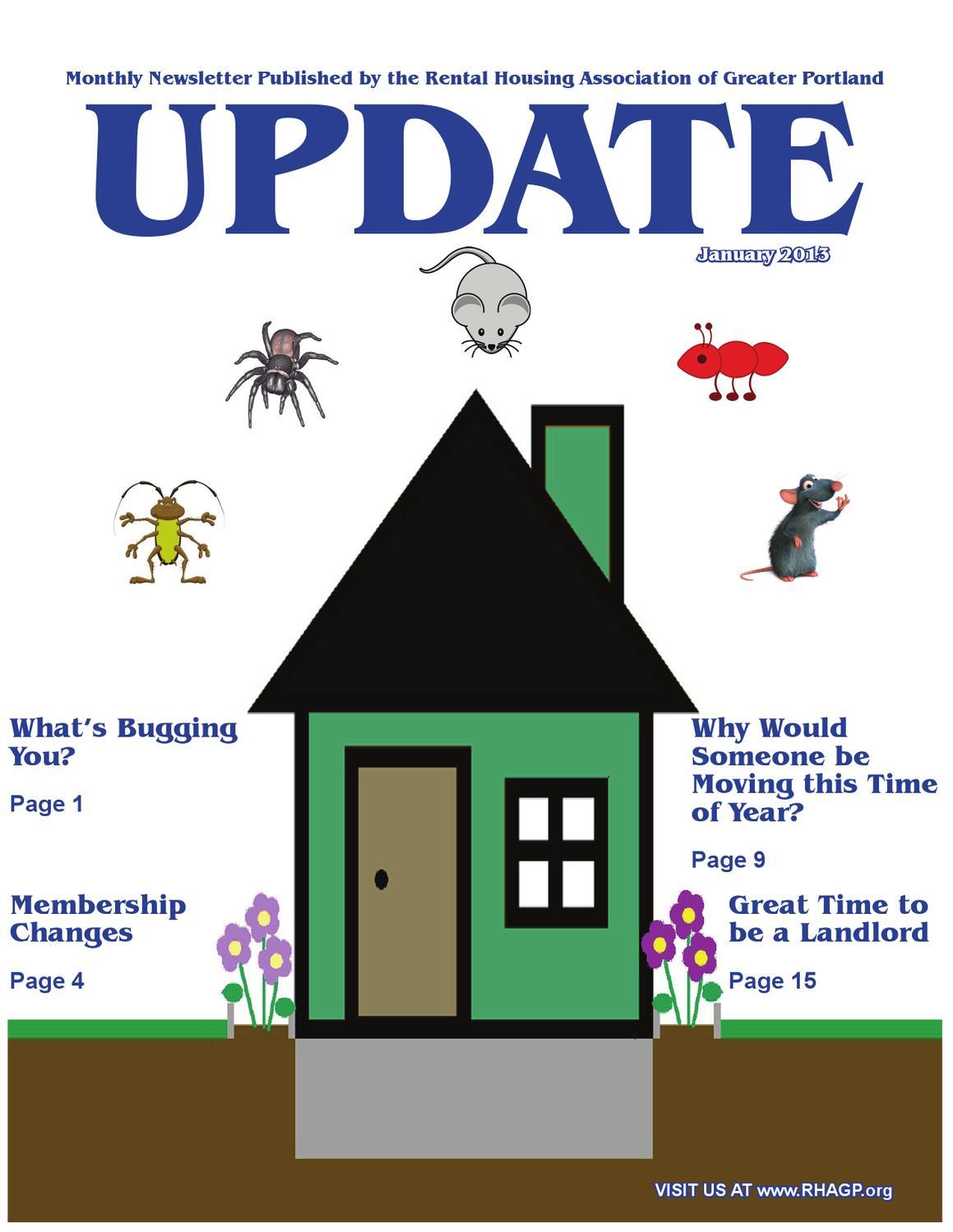 January 2013 RHA Newsletter by Cari Pierce - issuu