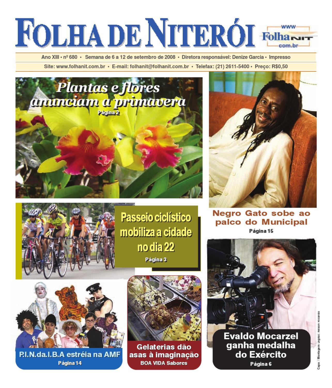 e02d09dc507 Folha de Niteroi   Edição nº 680 by Bárbara Marques - issuu