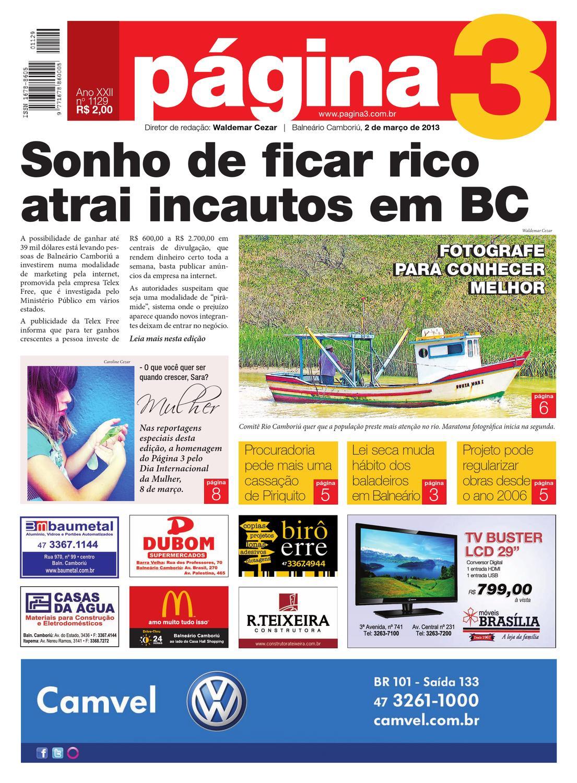 da7b1930ef0cf Jornal Página3 - edição 1129 by Jornal Página3 - issuu