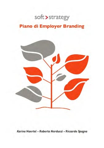 Piano di employer branding per Soft Strategy by IED Master Roma - issuu 9641e6cf123