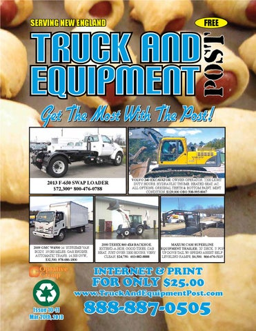 be42e630606 Truck And Equipment Post - Issue  10-11