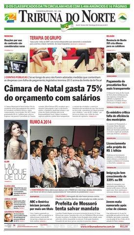77144aac92757 Tribuna do Norte - 03 03 2013 by Empresa Jornalística Tribuna do ...