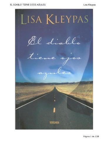 El diablo tiene ojos azules. Lisa Kleypas by Magali Albornoz - issuu
