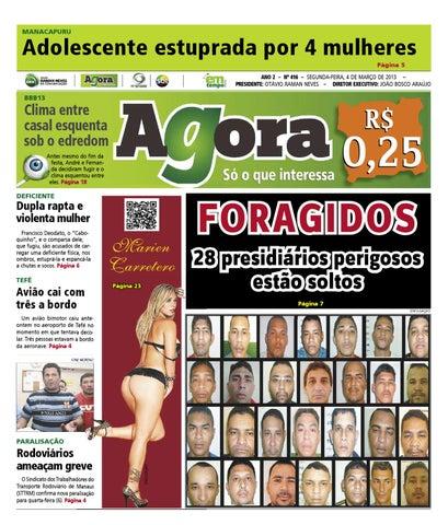 Agora - 4 de março de 2013 by Amazonas Em Tempo - issuu f31c32f3674