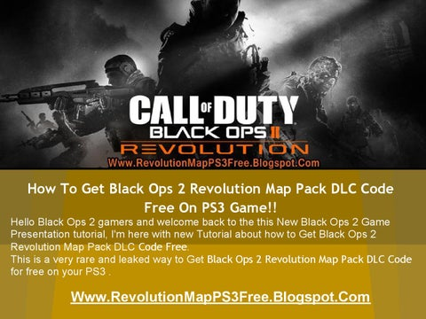 black ops 2 free ps3 download
