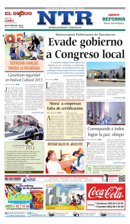 8769c4400698a El Diario NTR by NTR Medios de Comunicación - issuu