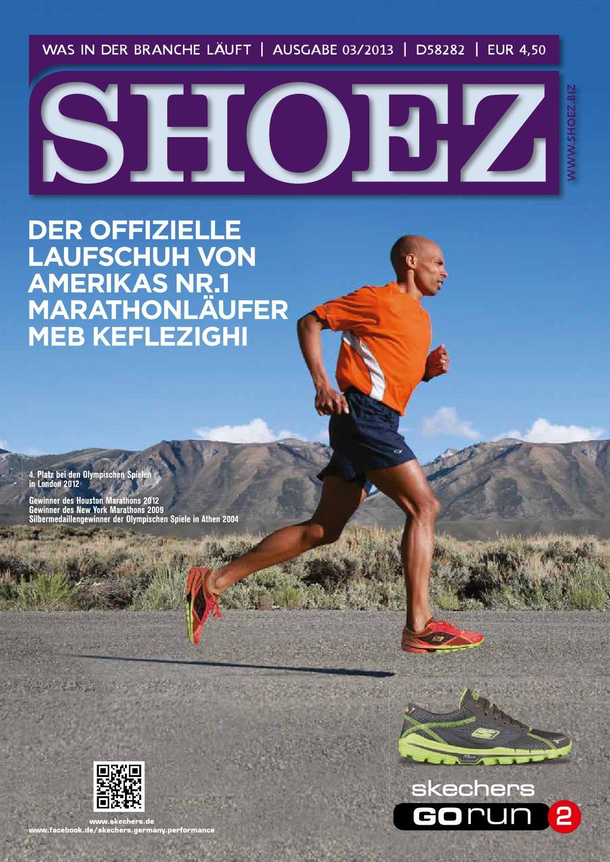 Skechers Schnürhalbschuh Go Run 400 Action textiles