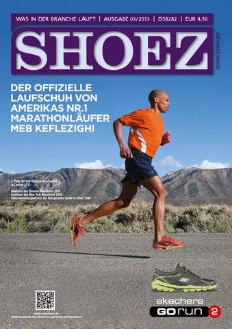 Shoez Ausgabe Maerz 2013 by SHOEZ – Das Fachmagazin für die ... b364b6f898