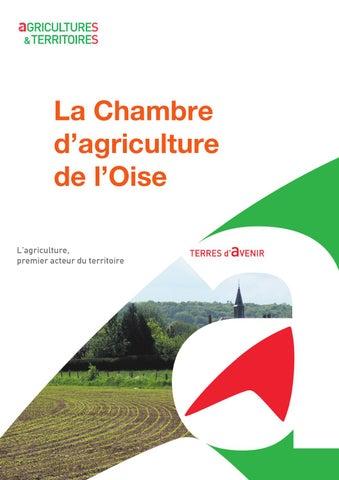 Pr sentation de la chambre d 39 agriculture de l 39 oise by - Chambre agriculture avignon ...