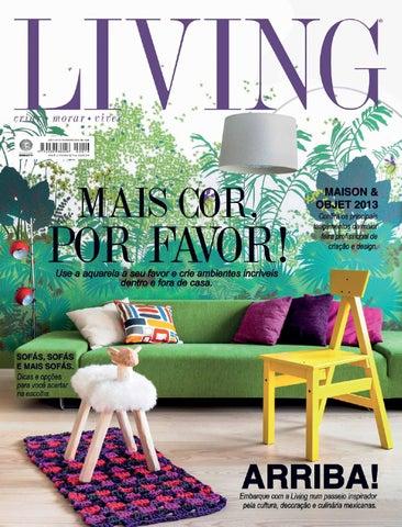 3dee01da34f Revista Living - Edição nº 19 - Fevereiro de 2013