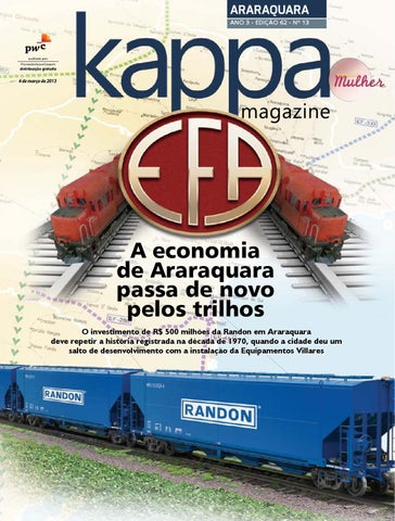 707be4383 Kappa Magazine - Araraquara Edição 62 by Kappa Magazine - issuu