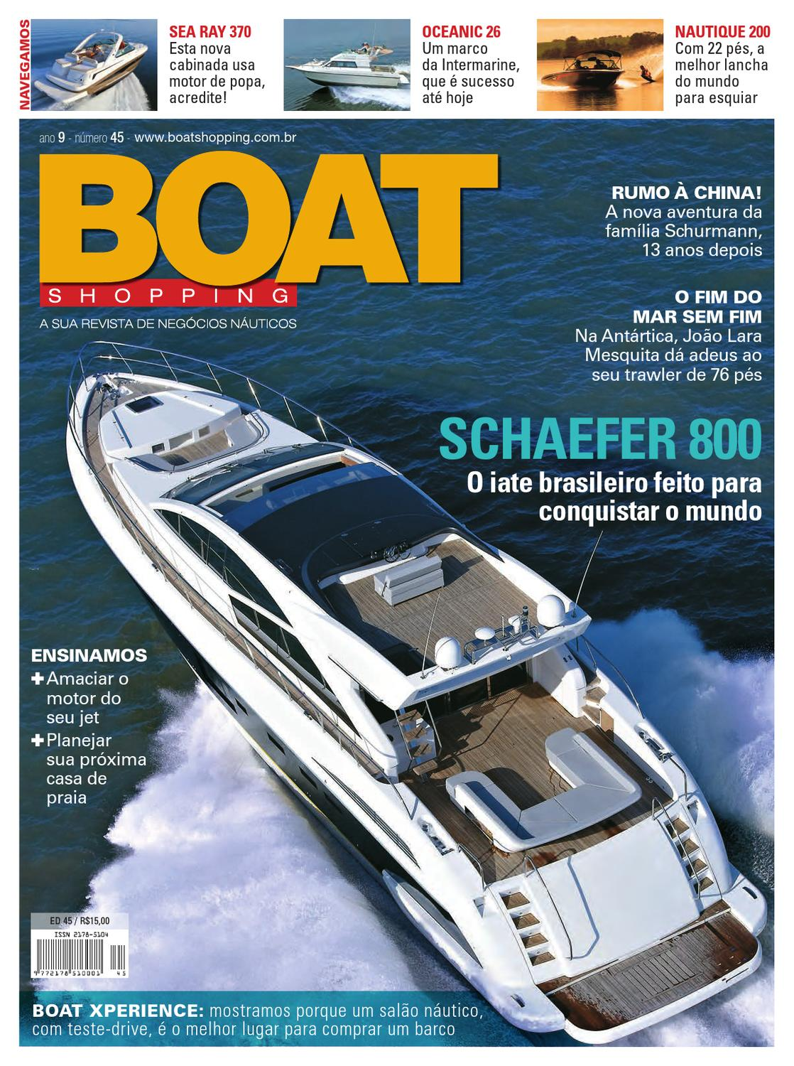 8f93d5f145e Revista Boat Shopping  46 by Boat Shopping - issuu