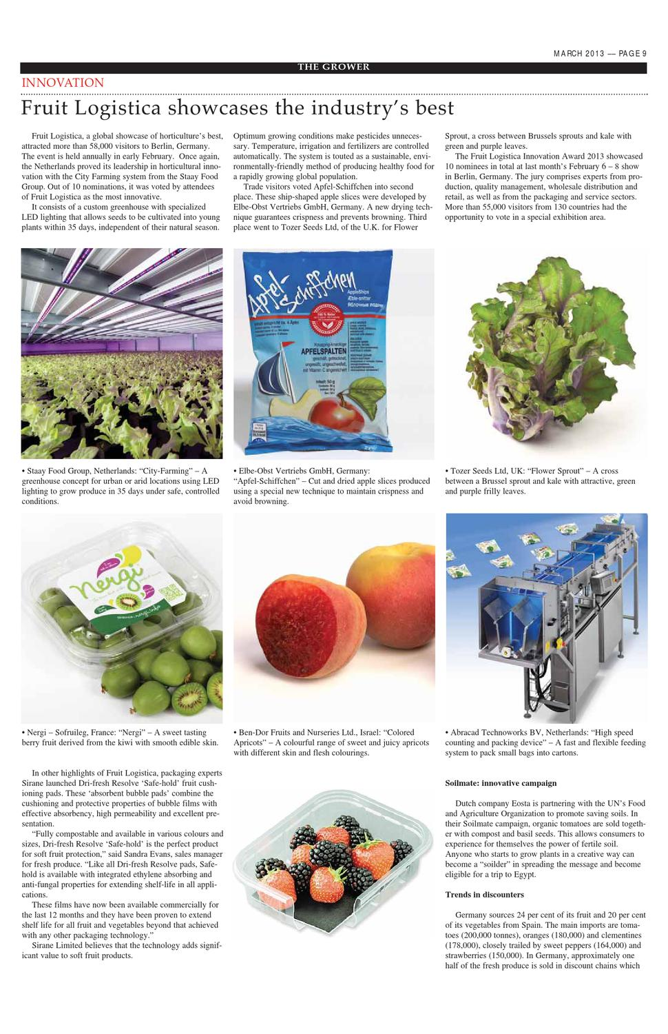 The Grower March 2013 by The Grower - issuu