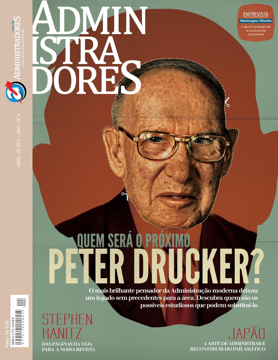 04 Quem Será O Próximo Peter Drucker By Revista Administradores Issuu