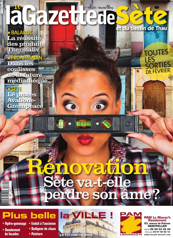 b150ab663f06 Reportages dans la Gazette de Sète-2012 by efferv  sens - issuu