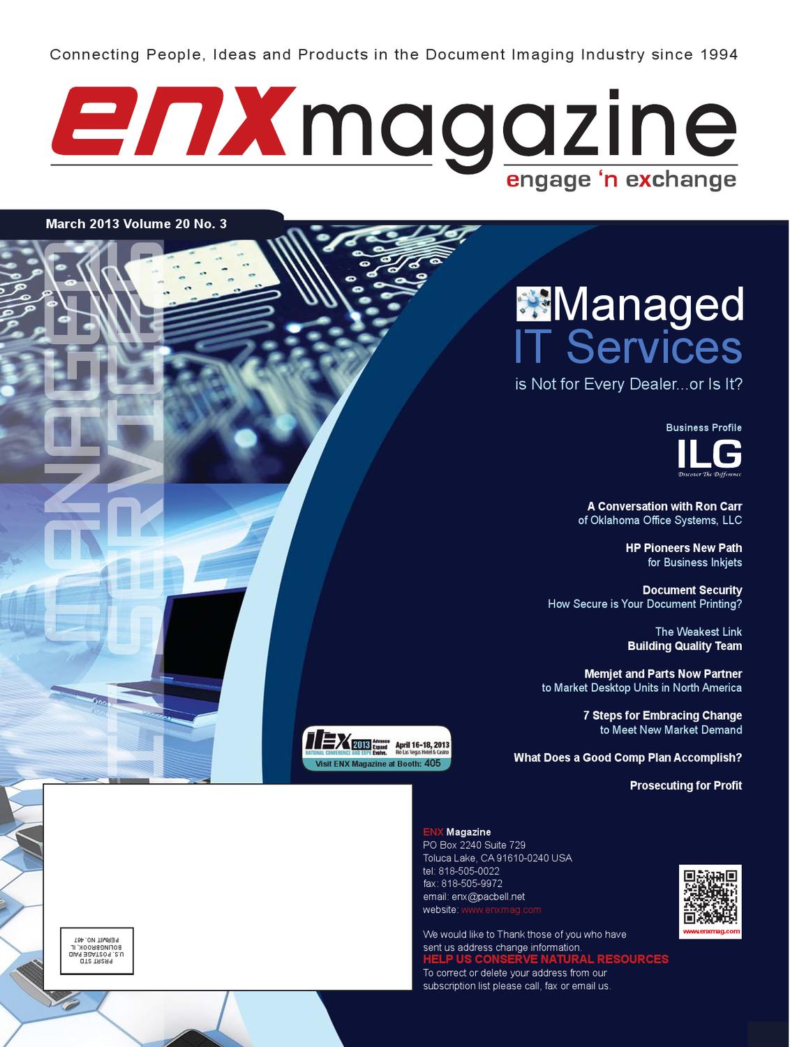 Enx Magazine March 2013 Issue By Issuu Block Diagram Hpbusinessinkjet3000dtn