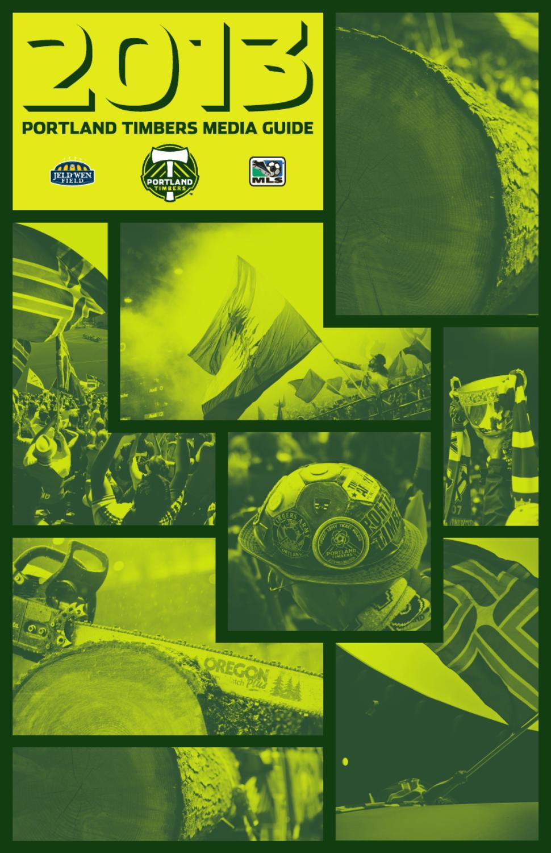 sale retailer e666c 843ae 2013 Portland Timbers Media Guide by Portland Timbers - issuu