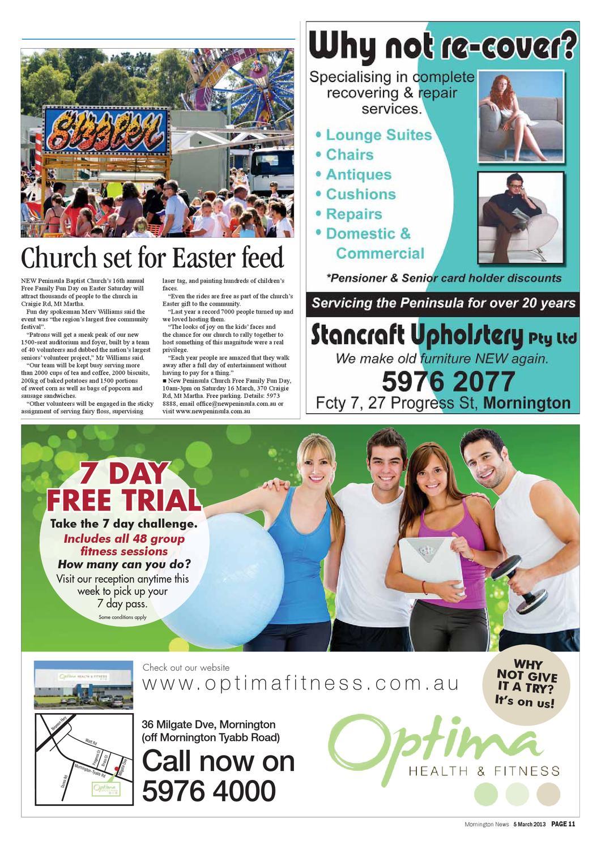 March 5th 2013 by mornington peninsula news group issuu negle Choice Image