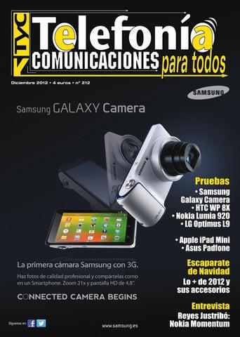4a0d0196608 TyC Telefonia y Comunicaciones diciembre 2012 by TyC Telefonia y ...