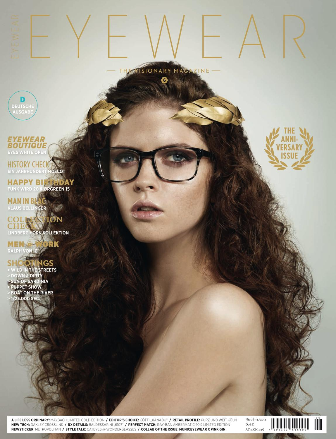 c74d0a831710 Eyewear Issue 06 by Monday Publishing GmbH - issuu